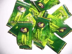 Teeblumen-Verpackung